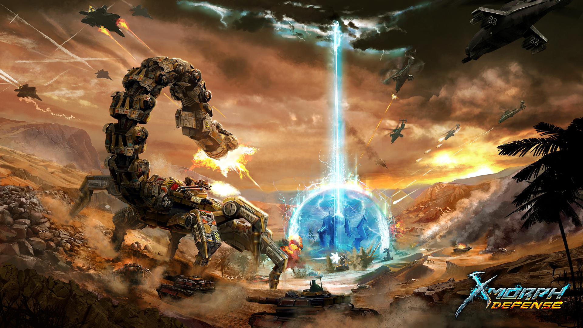 X-Morph: Defense - This planet is yours now!